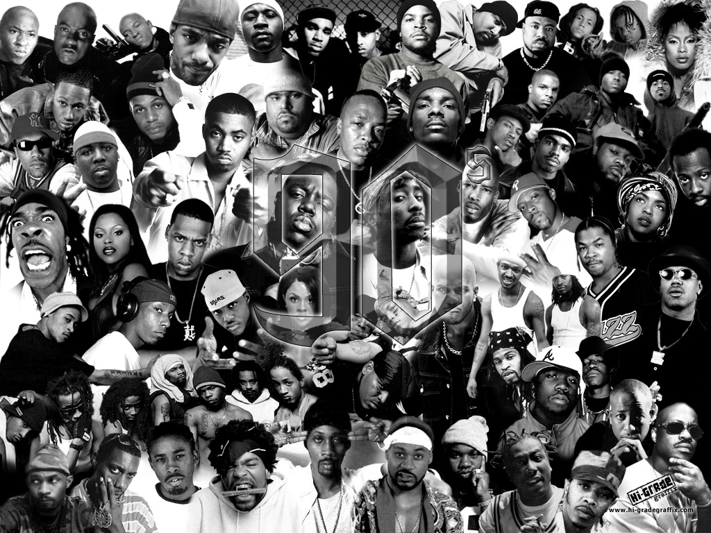 90's Rappers